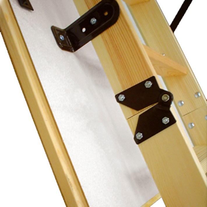 Altrex woodytrex-superieur zoldertrap 505026 120 x 60