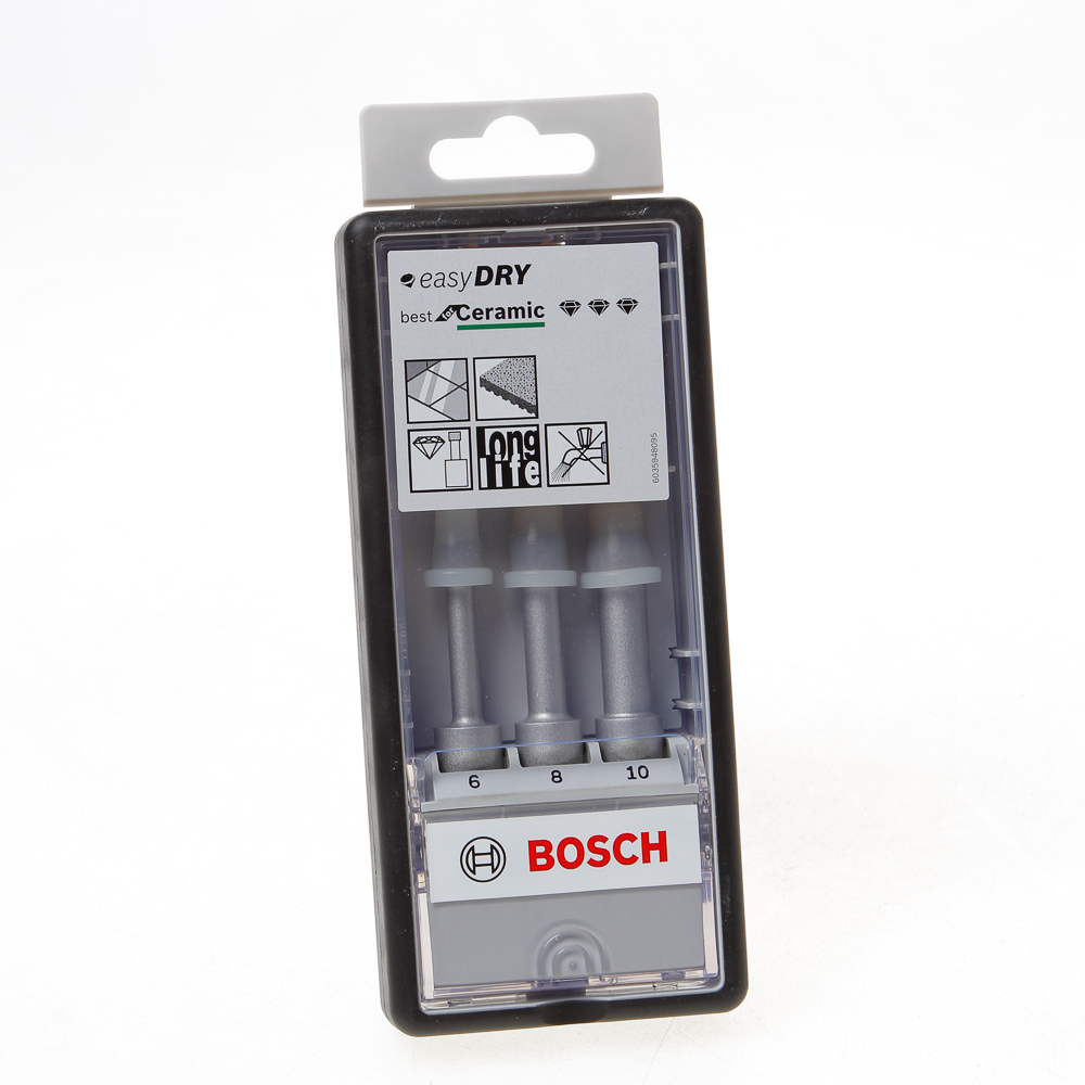 Bosch Easydry Diamantboorset 6-8-10Mm