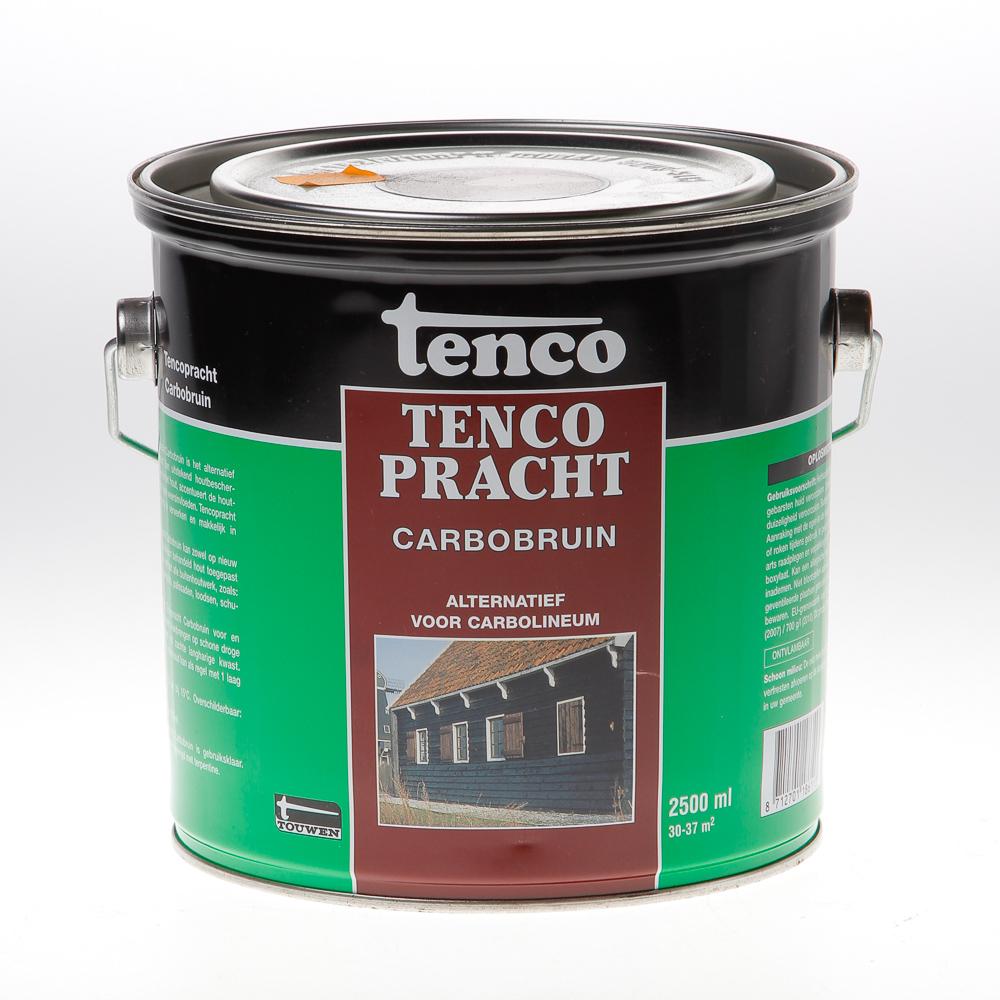 Tencopracht carbobruin 2,5L