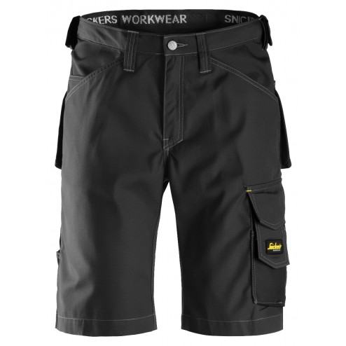 Snickers Short zwart maat M taille 50 W34