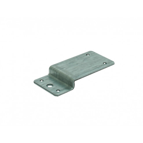Gb Z-anker voor leuninghouder 85 x 15 x 30mm 57 x 3mm SV 10090