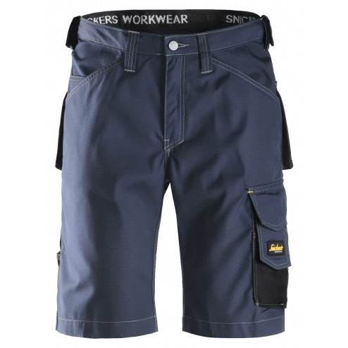 Snickers Short donkerblauw maat S taille 48 W32