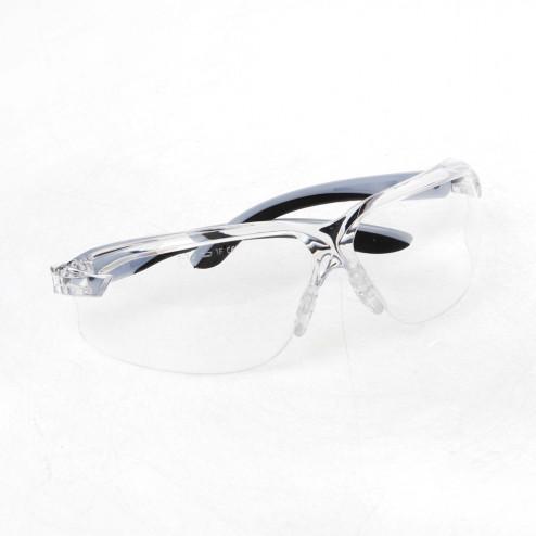 Bolle Veiligheidsbril axis kunststof montuur helder glas