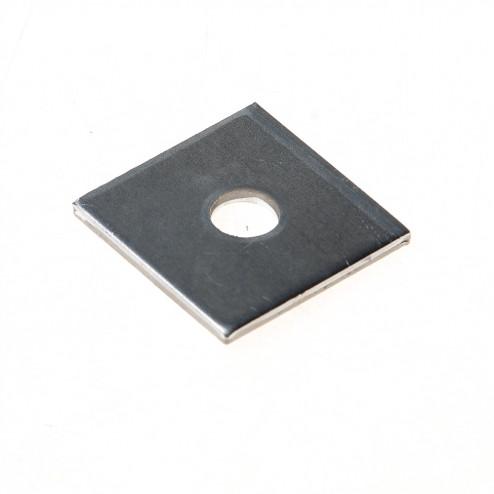 GB Volgplaat sendzimir verzinkt m16 40 x 40 x 3mm 84414