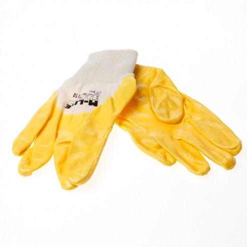 M-Lite Handschoen geel maat L(9)