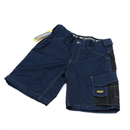 Snickers Short donkerblauw maat maat XS taille 46 W30