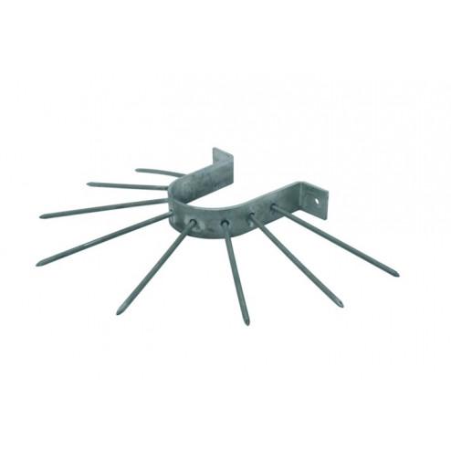 GB Anti Klimbeugel (Barcode) thermisch verzinkt 71496