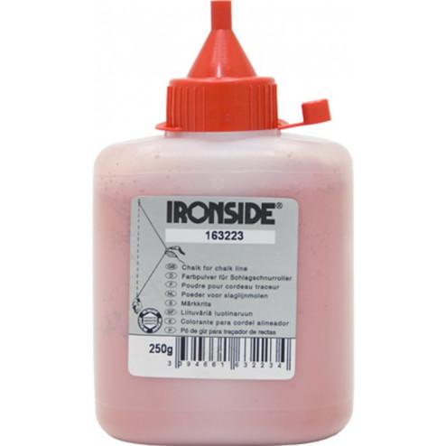 Ironside Slaglijnmolenpoeder rood 250 gram