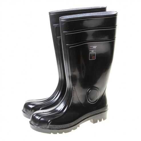 Rehamij Veiligheidslaarzen zwart s5 maat 45