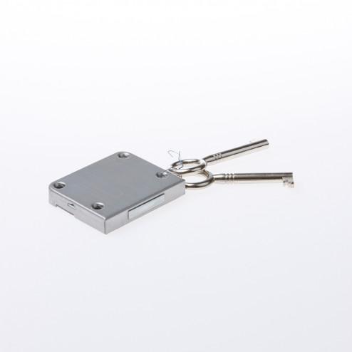 JuNie Meubelslot type 760 Doornmaat 30mm inclusief twee sleutels