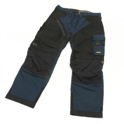 Snickers RuffWork broek navy zwart maat XL taille 54 W38
