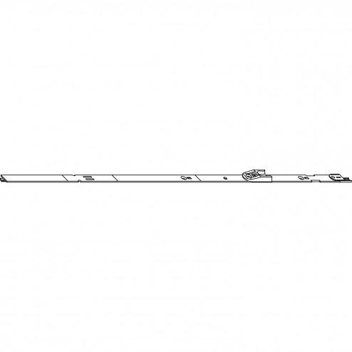 Stolpverlengstuk m/sluitplaat 600-400/250 zil