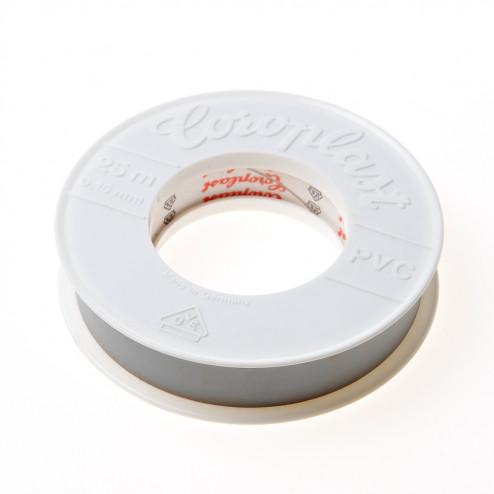 Coroplast 302 tape grys 25mm x 25 meter