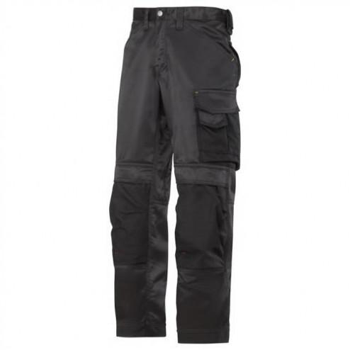 Snickers Werkbroek zwart maat S taille 48 W32