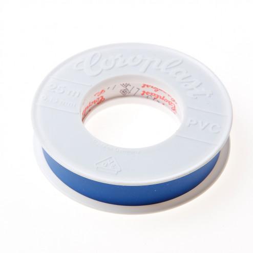 Coroplast 302 tape blauw 30mm x 25 meter