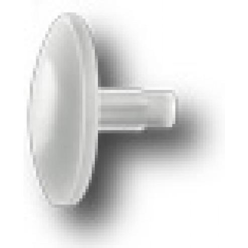 Spax afdekkap wit geschikt voor Spax-RA platverzonken kop