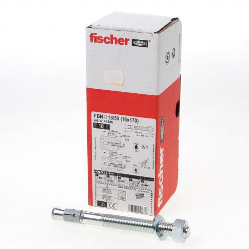 Fischer Snelbouwanker FBN II m16 x 170mm 16/50