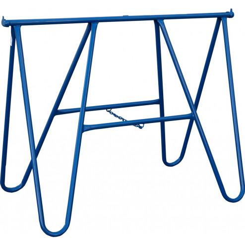 Klapschraag blauw 70x114cm