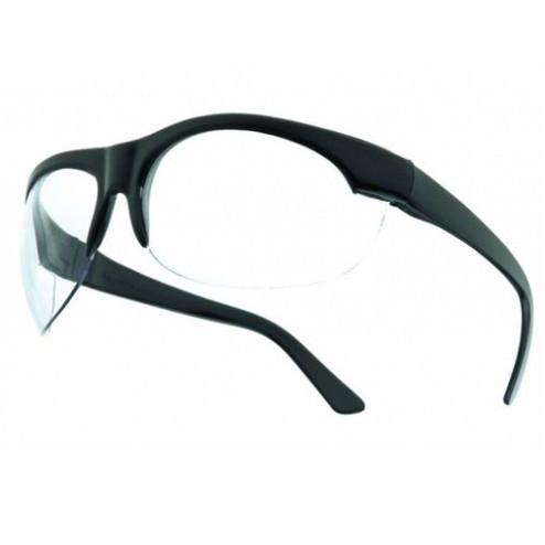 Bolle bril super nylsun zwart helder glas