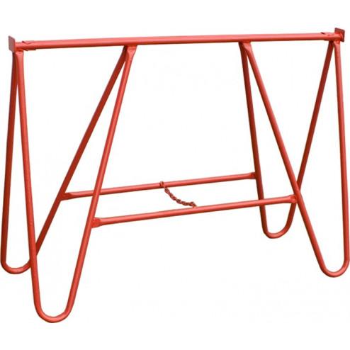 Kelfort Klapschraag rood 80 x 110cm