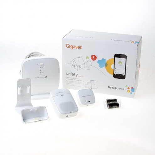 Gigaset elements starter kit security