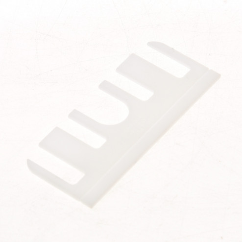 Scharniervulplaatje hmb 2mm