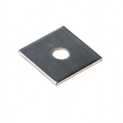 GB Volgplaat sendzimir verzinkt m10 40 x 40 x 3mm 84412