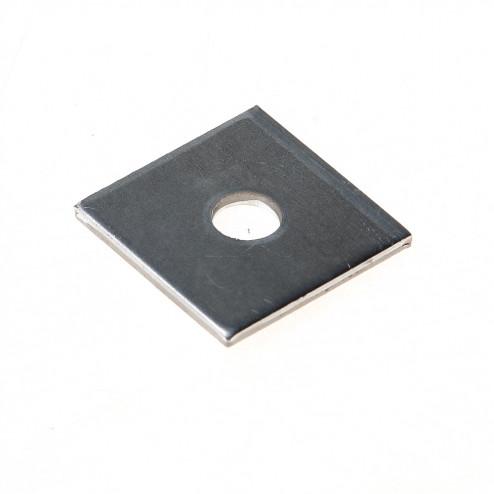 GB Volgplaat sendzimir verzinkt m12 50 x 50 x 4mm 84423