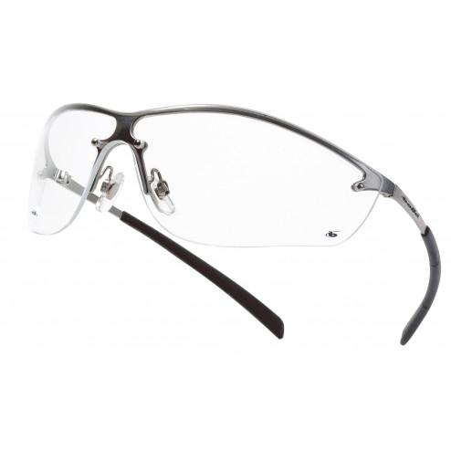 Bolle Veiligheidsbril silium kunststof montuur helder glas