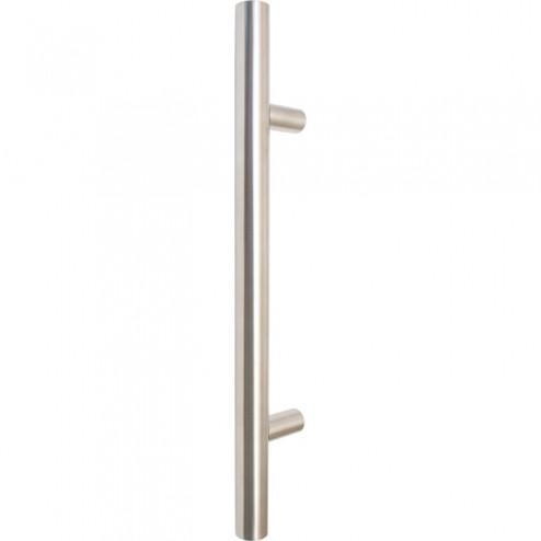 Oxloc Deurgreep mat geborsteld RVS 316(A4) schroefdeel 32 x 70mm