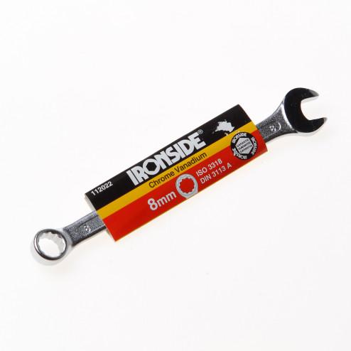 Ironside Ring /steeksleutel 8mm