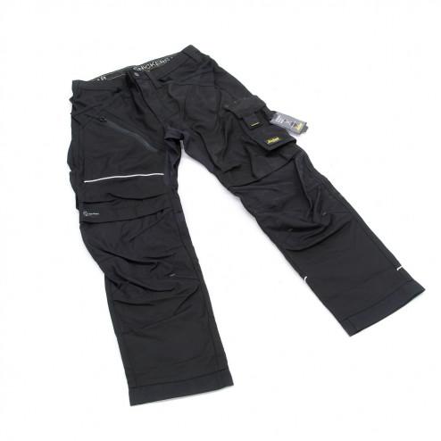 Snickers RuffWork broek met holsterzak zwart maat S taille 48 W32
