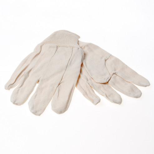 Rehamij Handschoen katoen met manchet maat XL(10)
