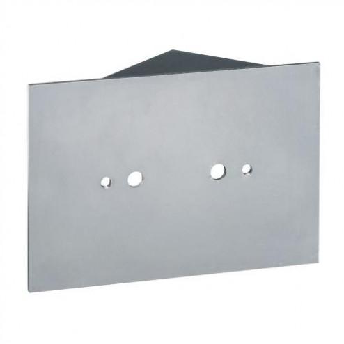 Kruse Grondplaat voor SD K3 sleutelkluis breedte 155 x hoogte 105 x diepte 2mm