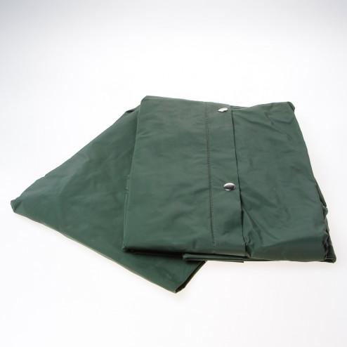 Rehamij Regenpak PVC groen maat XL