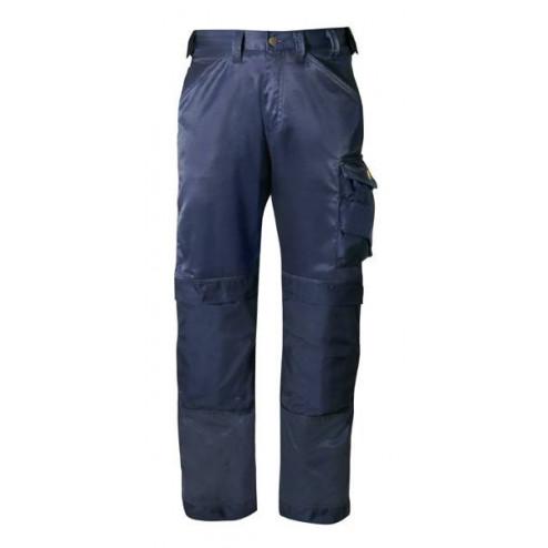 Snickers Werkbroek donkerblauw maat XL taille 54 W38