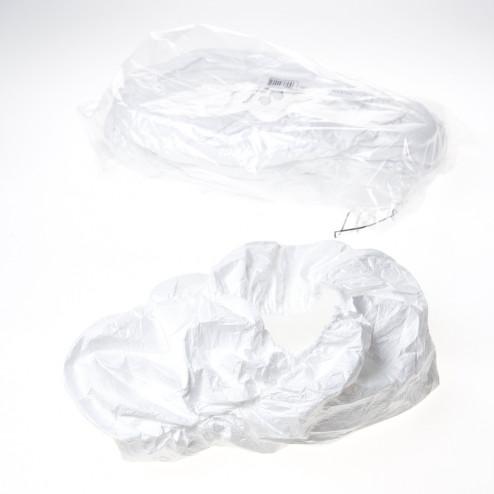 Tyvek overschoen wit maat 42-46