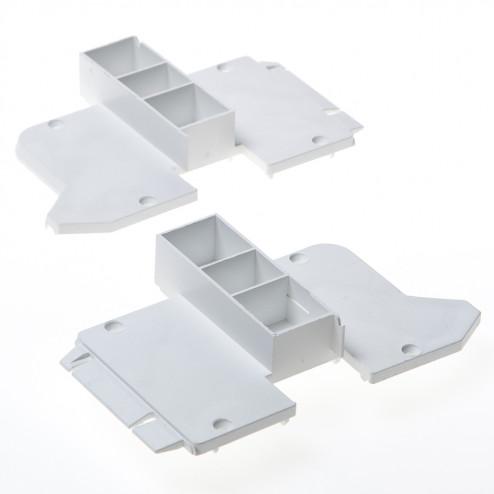 Bed.set Glasmax  ventilatierooster  38 wit
