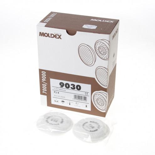 Moldex Stoffilter 9030 P3 tbv halfmask 7232