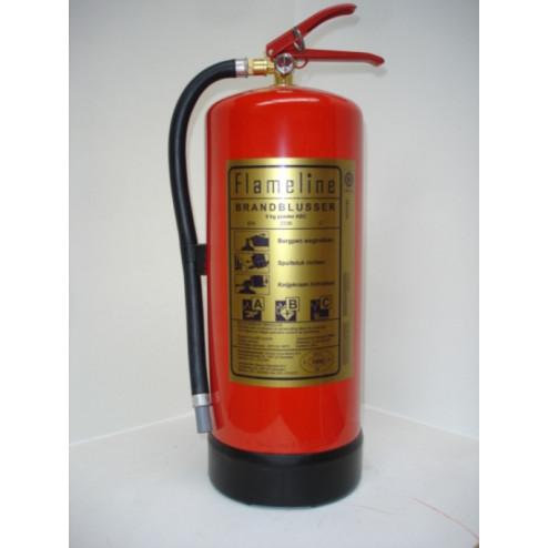 Brandblusser poeder 9kg