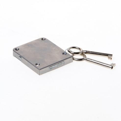 JuNie Meubelslot type 760 Doornmaat 45mm inclusief twee sleutels