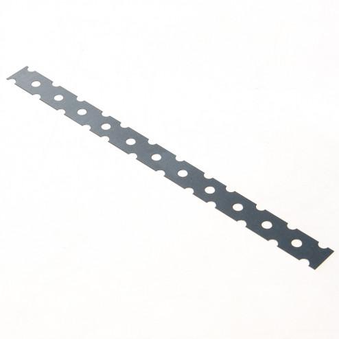 GB Lijmkoppelstrip sendzimir verzinkt 300 x 22mm 21213