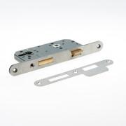 Oxloc Veiligheidscilinder dag- en nachtslot rechtssluitend met sluitplaat 4139/27-50 SKG**