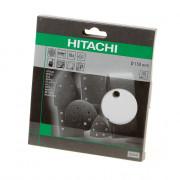 Hikoki Schuurschijf diameter 150 k320 velcro wit (10 st)