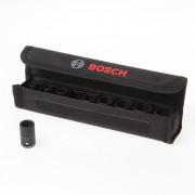 """Bosch Slagmoer dop.set 3/8"""" 9-delig 7-19mm"""