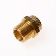 """DPS Puntstuk buitendraads conische draad kap 3/8"""" x 12mm"""