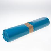 Kelfort Vuilniszak blauw 70 x 110cm set van 20 zakken