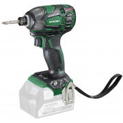 HiKOKI WH18DBDL2 W2Z accu slagschroevendraaier 18V ,brushless, exclusief accu's en lader, inclusief systainer HSC II