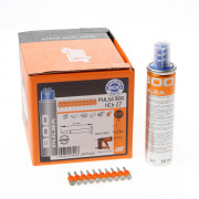 Spit pulsa nagel HC 6 x 22mm + gas p800