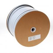Bloem PE-spatieband op haspel grijs 275 meter 9 x 4mm